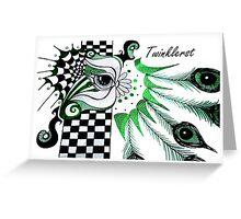 Splat-A-Tack- 2014  Greeting Card