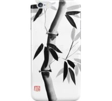 bamboos iPhone Case/Skin