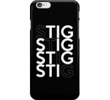 Stig iPhone Case/Skin