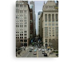 Chicago Point of View Canvas Print