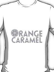 Orange Caramel Grey 2 T-Shirt