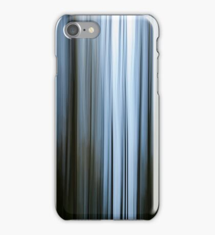 Trees of Blue iPhone Case/Skin