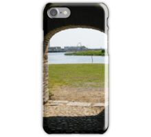 There is a world outside... iPhone Case/Skin