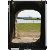 There is a world outside... iPad Case/Skin