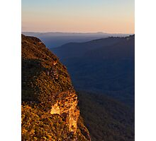 Kings Tableland Photographic Print