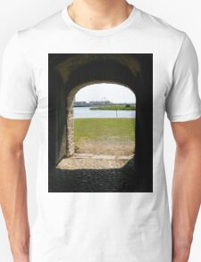 There is a world outside... T-Shirt
