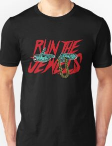 run t j T-Shirt