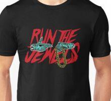 run t j Unisex T-Shirt