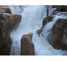Athatbasca Falls Photographic Print