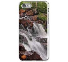 mink river falls iPhone Case/Skin