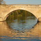 Bridge on the Thames by Sparklerpix