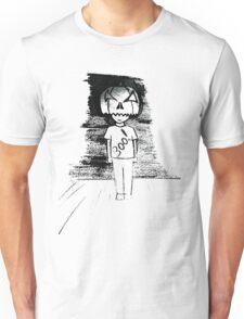 pumpkin head Unisex T-Shirt