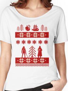 CaptainSwan Christmas! Women's Relaxed Fit T-Shirt
