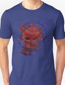 skull splat T-Shirt