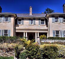 Wynstay Mansion - Mt Wilson NSW Australia by Phil Woodman