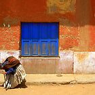 Elderly woman, Peru by stevefinn77