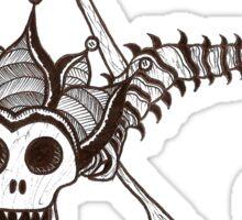 DeBoned - 2011 Sticker
