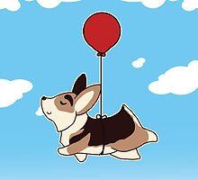 Flying Gus by zerojigoku