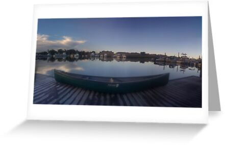 canoe pano1 by andytechie