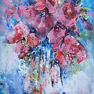 Art Gallery 15 - Flowers by Ballet Dance-Artist