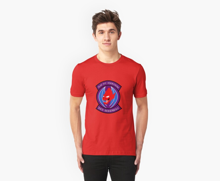 """GnG 1st Airborne """"RED ARREMERS"""" by vgjunk"""