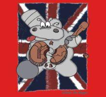 Hippo Union Jack Thrash Kids Clothes
