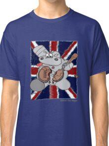 Hippo Union Jack Thrash Classic T-Shirt