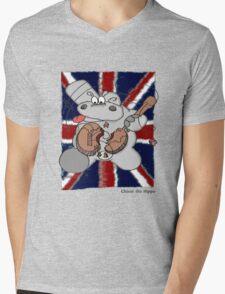 Hippo Union Jack Thrash T-Shirt