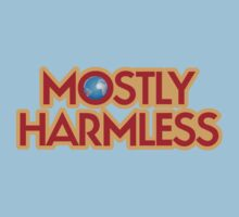 Mostly Harmless Kids Tee