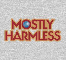 Mostly Harmless One Piece - Short Sleeve
