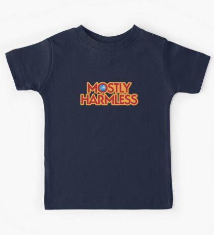 Mostly Harmless Kids Tee