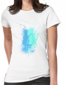 Cascade Badge Womens Fitted T-Shirt