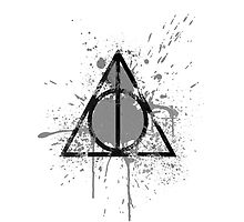 Deathly Hallows by amicablesoul