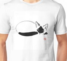 siamese sleeping Unisex T-Shirt