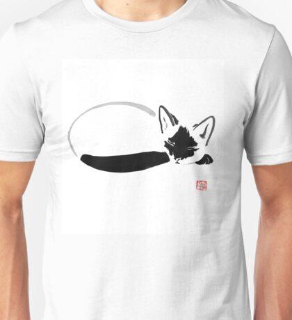 siamese sleeping Unisex T-Shirt