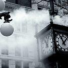 Gastown Steamclock by stevefinn77