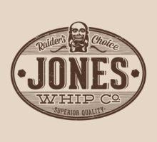 Jones Whip Company by RobGo