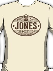 Jones Whip Company T-Shirt