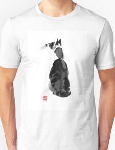 watching cat Unisex T-Shirt