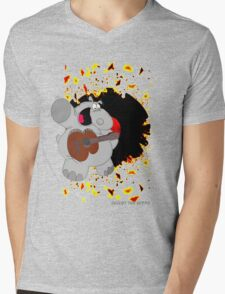 Hippo Exploding Record T-Shirt