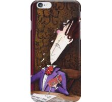 Yeats gets an answer iPhone Case/Skin
