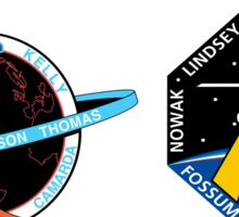 Return to Flight of the Space Shuttle! Sticker