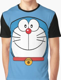 Doraemon: The Cat from the Future  Graphic T-Shirt