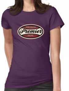 Old Oval Premier Womens Fitted T-Shirt