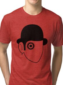 A Clockwork Sketch  Tri-blend T-Shirt
