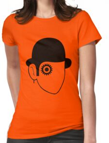 A Clockwork Sketch  Womens Fitted T-Shirt
