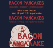 Bacon Pancakes by jehnner