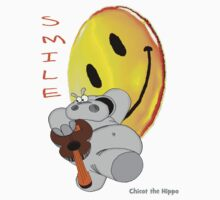 Chicot the Hippo and Smilie Kids Clothes