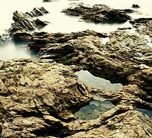 Never-ending Rocks by jswolfphoto