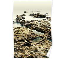 Never-ending Rocks Poster